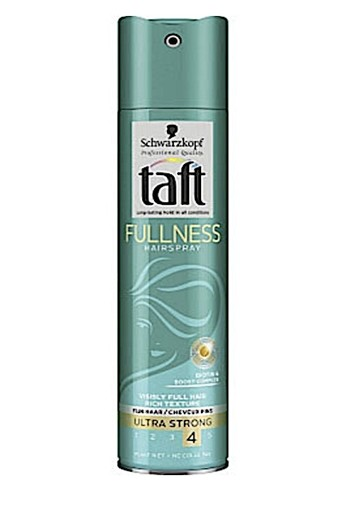 Taft Fullness Hairspray 250ml