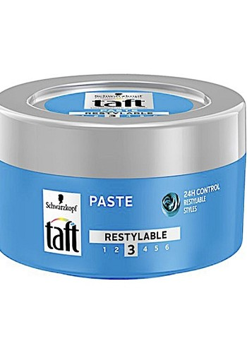Taft Restylable Paste 150ml