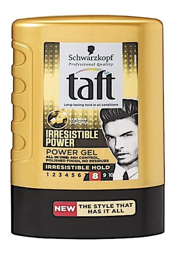 Taft Irresistible Power Gel 300ml