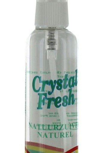 Crystal Fresh Deodorant spray (100 ml)