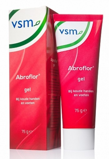 VSM ABROFLOR GEL 75 ML