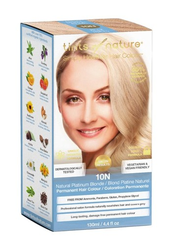 Tints Of Nature 10N platina blond (1 set)