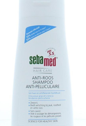 Sebamed Anti-roos shampoo (400 ml)