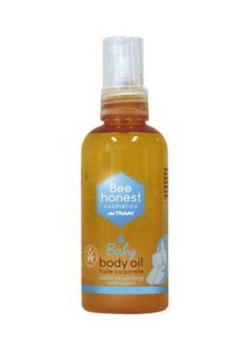 Traay Bee Honest Body Oil Baby 100ml