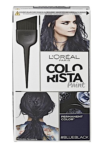L'Oréal Paris Colorista Paints Blueblack Haarkleuring