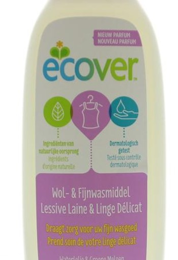 Ecover Delicate wolwasmiddel (1 liter)