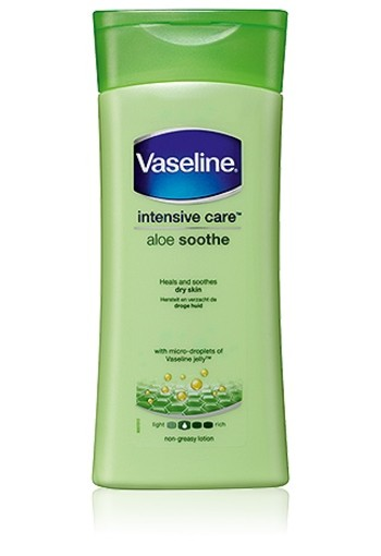 VASELINE ALOE SOOTHE BODYLOTION 200 ML
