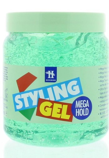 Hegron Styling gel mega hold (500 ml)