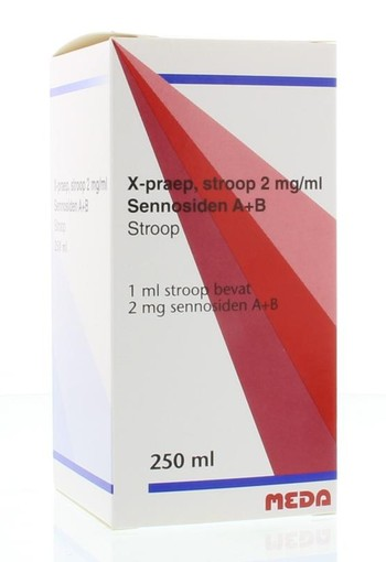 Mainit X PRAEP siroop 2 mg/ml UAD (250 ml)