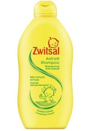 Zwitsal Shampoo Anti Klit 500ml