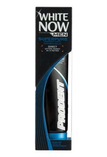 Prodent Tandpasta White Now Men Super Pure