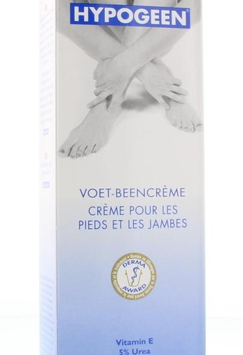 Hypogeen Voet been creme pomp flacon (300 ml)