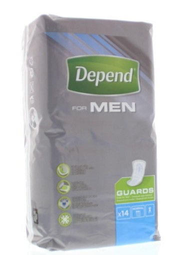 Depend For men (14 stuks)