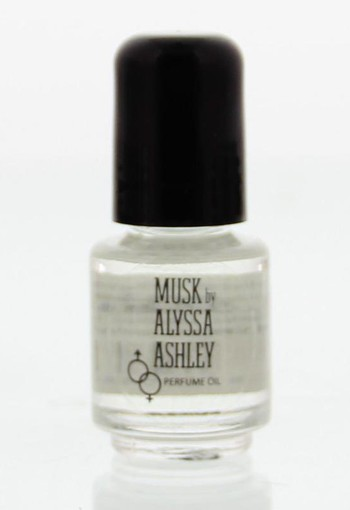 Alyssa Ashley Musk perfume oil (5 ml)