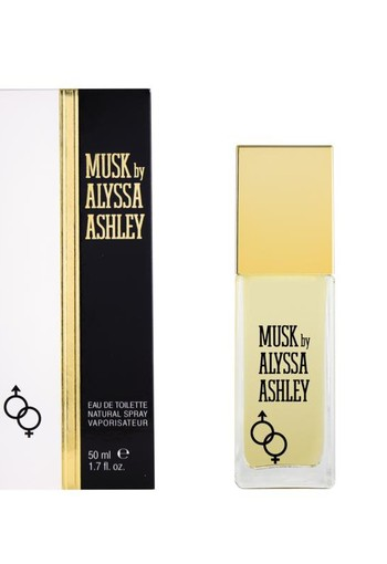Alyssa Ashley Musk eau de toilette (50 ml)