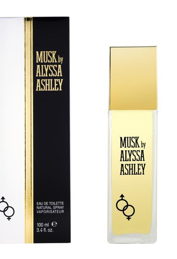 Alyssa Ashley Musk eau de toilette (100 ml)