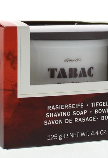 Tabac Original shaving bowl (125 gram)