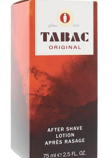Tabac Original aftershave lotion (75 ml)
