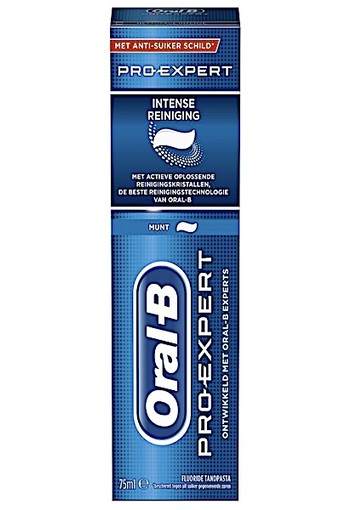 Oral-B Tandpasta Pro-Expert Intense Reiniging oral b 75 ml