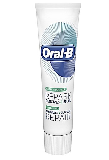 Oral-B Tandvlees & Glazuur Repair Extra Fris oral b Tandpasta 75 ml