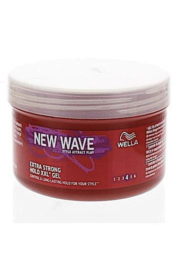 New Wave Styling Gel Xxl 250ml