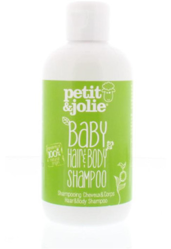 Petit & Jolie Baby Shampoo Hair & Body 200ml