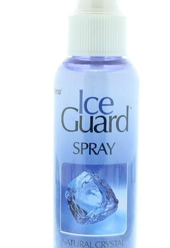 Cruydhof Deodorant ice guard spray (100 ml)