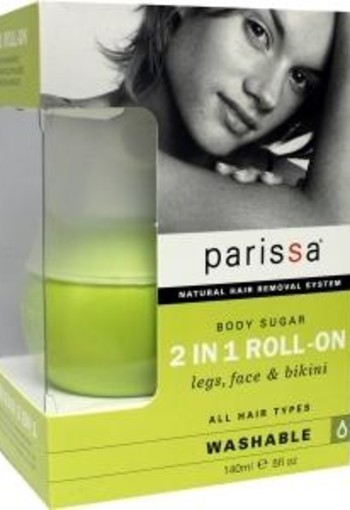 Parissa Roll on 2 in 1 (140 ml)