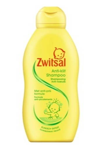 Zwitsal Shampoo Anti Klit 200ml