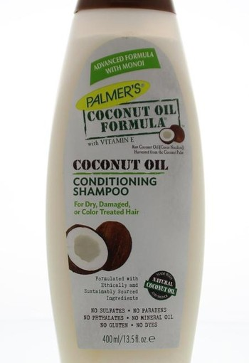 Palmers Coconut oil formula shampoo (400 ml)