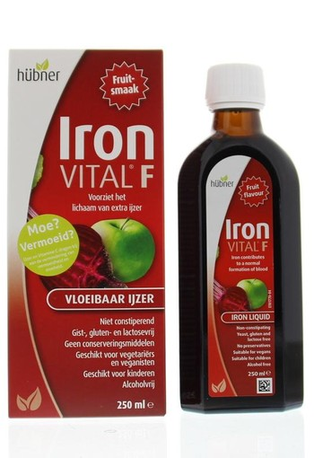 Hubner Iron Vital F (250 ml)