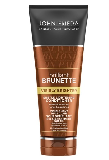 John Frieda Brilliant Brunette Radiance - 250 ml - Conditioner