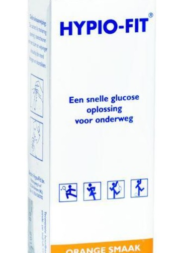 Hypio-Fit Brilbox direct sinaasappel (12 sachets)