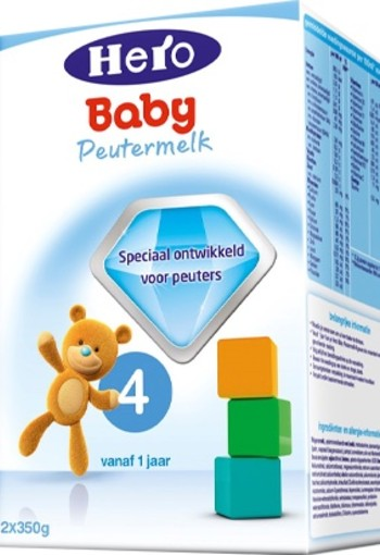 Hero Baby Peutermelk 4