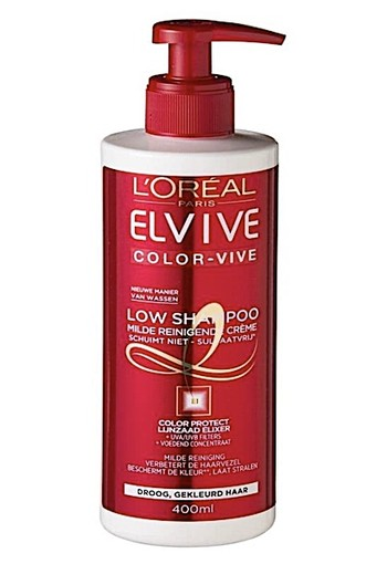 Elvive Elvive Color Vive Low Shampoo 400ml