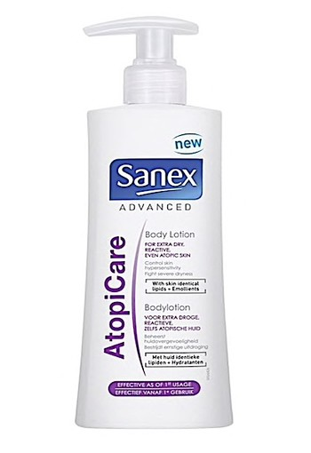 Sanex Advanced Atopicare Bodylotion 250ml