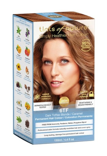 Tints Of Nature 6TF toffee (1 set)
