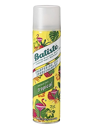 Batiste Tropical Droogshampoo 200ml