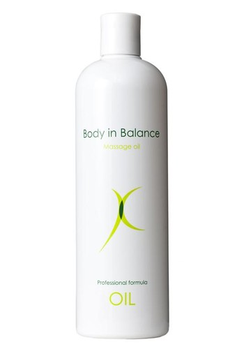 Asha Body in balance massageolie asha (500 ml)