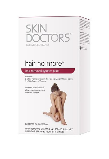Skin Doctors Hair no more system pack (1 set)