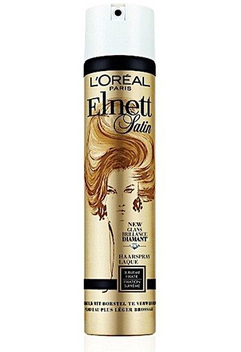 LOREAL PARIS ELNETT SATIN HAARSPRAY DIAMANT 400ML