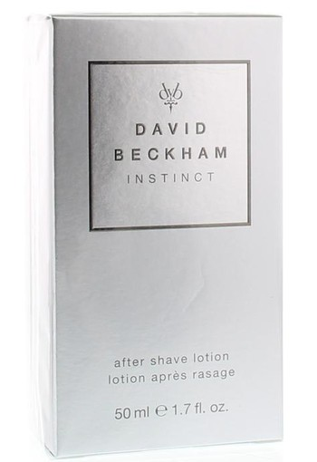 David Beckham Instinct aftershave (50 ml)