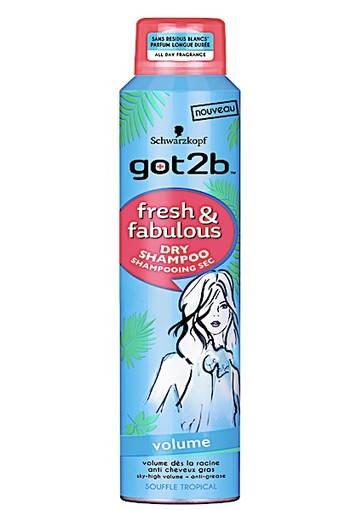 Got2b Droogshampoo Volume 200 ml