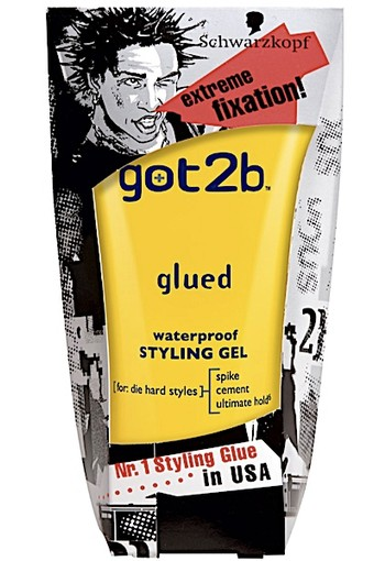 Got2B Gel Bikkelhard Glue
