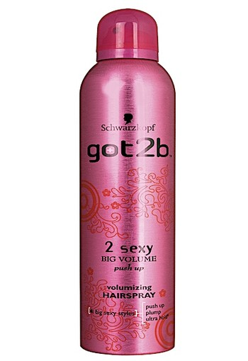 Got2b 2 sexy Volumizing Hairspray 300 ml