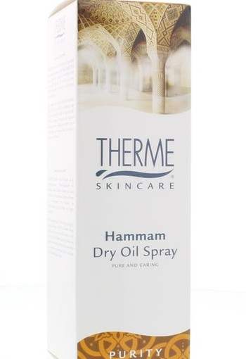 Therme Dry oil spray hammam (125 ml)
