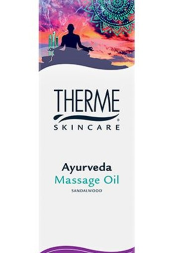 Therme Ayurveda sassage olie (125 ml)