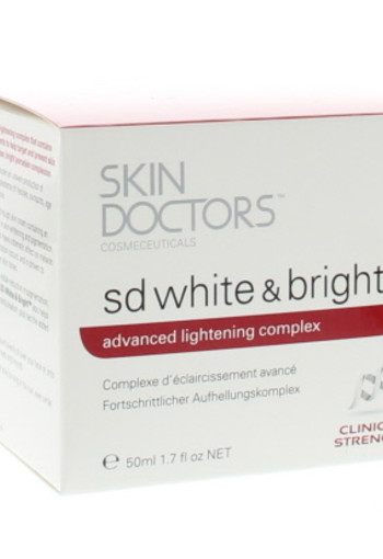 Skin Doctors White & bright sd (50 ml)
