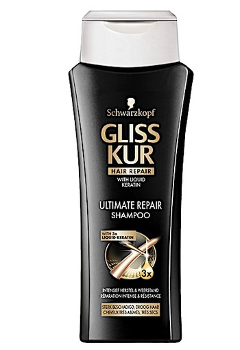 Gliss Kur Ultimate Repair - 250 ml - Shampoo