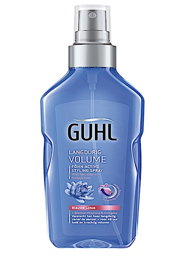 Guhl Langdurig Volume Fohn Active Styling Hairspray 150ml